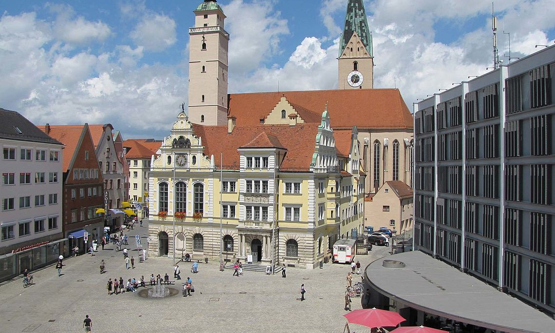 [Translate to English:]  Ingolstadt Tourismus und Kongress GmbH