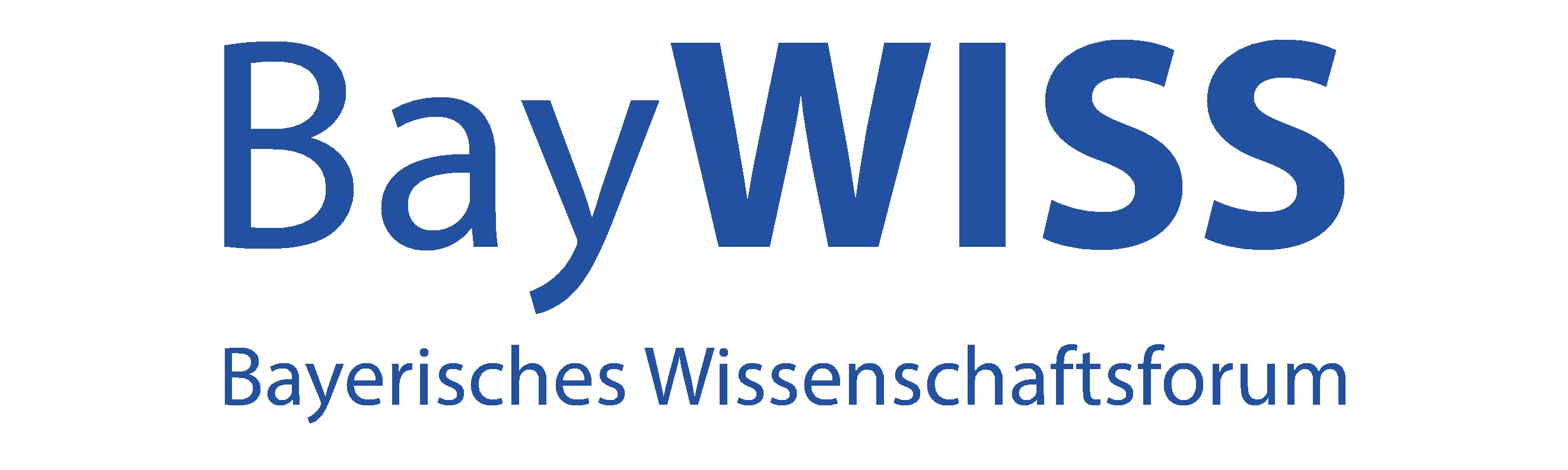 Logo of the bavarian research forum (BayWISS)