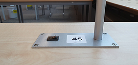 Seat number in library