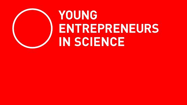 Logo: Young Entrepreneurs in Science