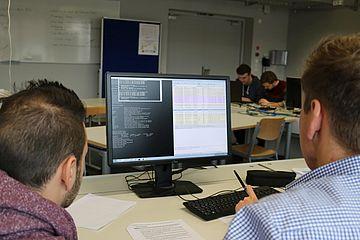 Informatik m sc for Elektrotechnik studium nc