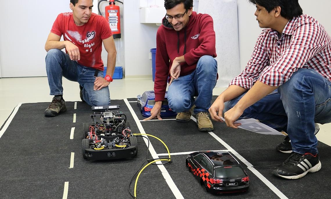 Automotive Engineering Schools >> International Automotive Engineering M Eng