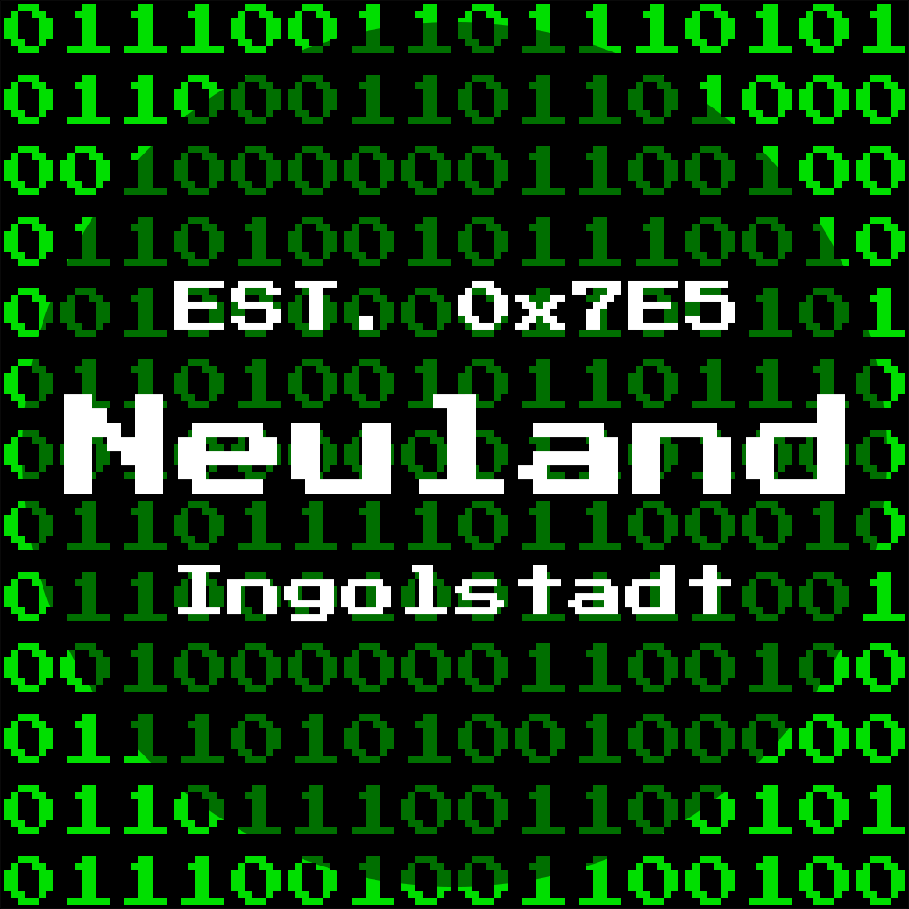 [Translate to English:] Logo neuland ingolstadt e.V.
