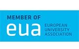 [Translate to English:] Logo EUA European University Association
