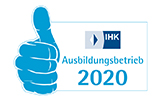 [Translate to English:] Logo IHK 2020